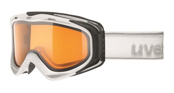 UVEX g.gl 300 LGL - Gafas de esquí - blanco